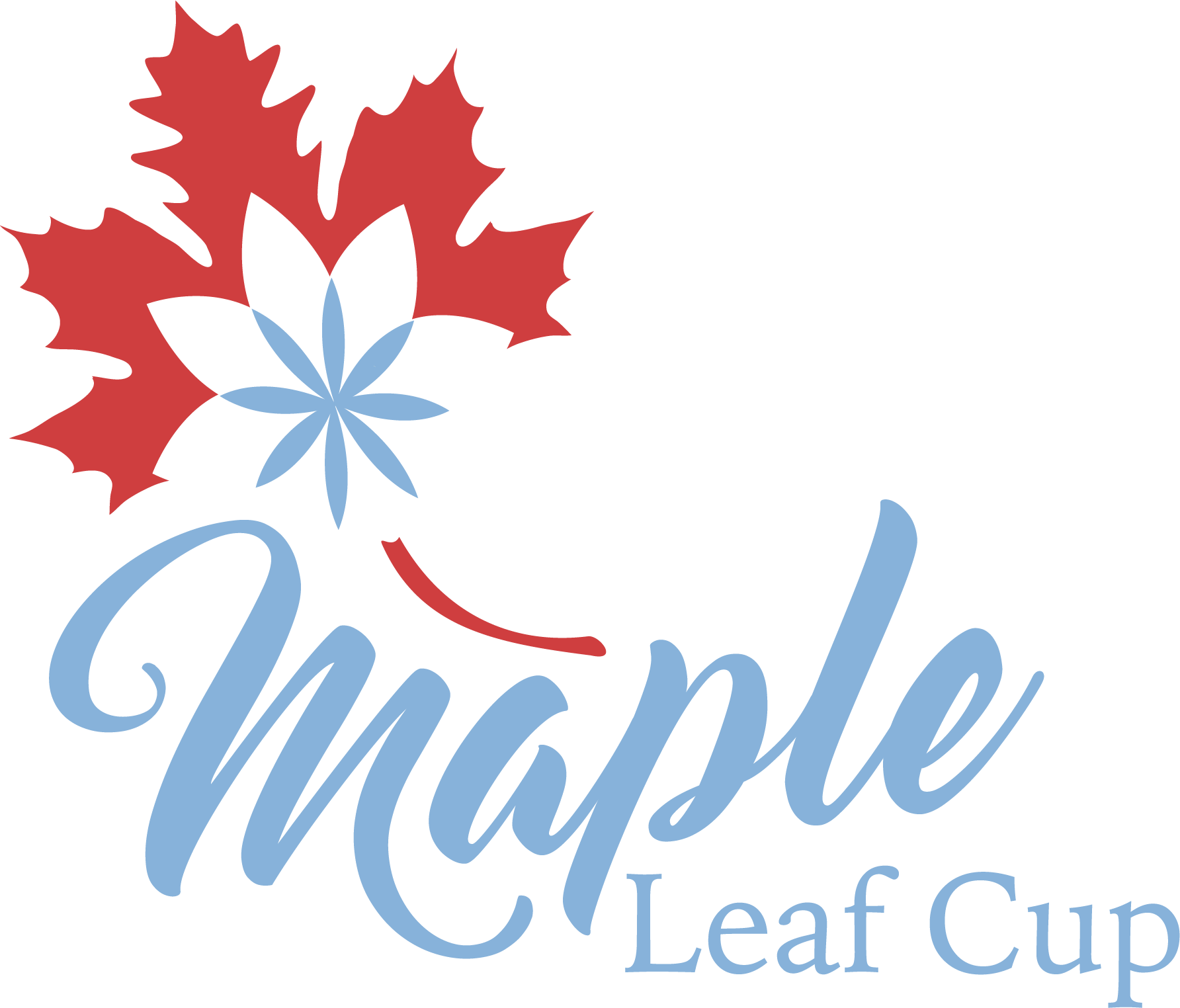 Maple Leaf Cup Logo Edmonton